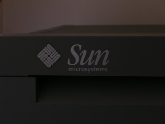 Sun Microsystems Mass Storage Server Rack - Front III